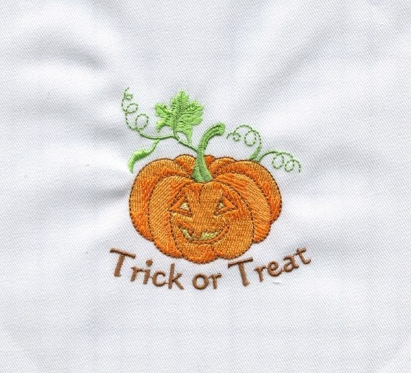 Trick or Treat Pumpkin & Aster (September 2013 IEC Designs)