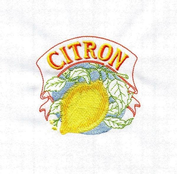 Lemon & Rose (June 2013 IEC Designs)