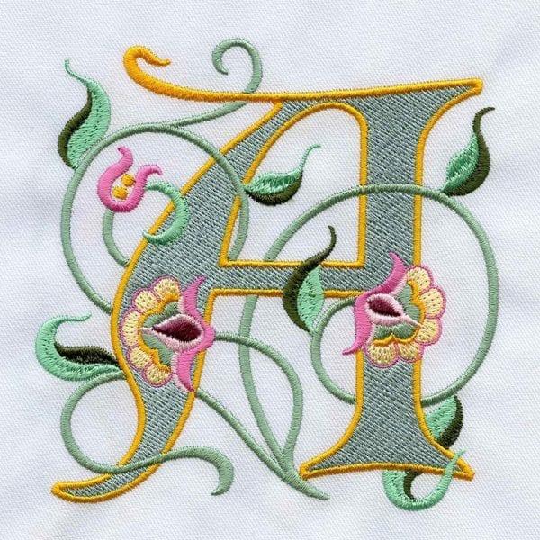 Renaissance Alphabet
