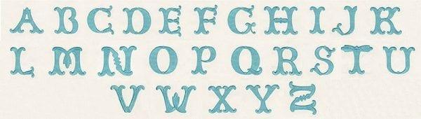Celtic Coordinating Alphabet