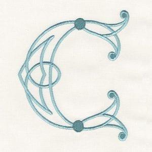 Celtic Alphabet - Open