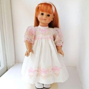 18-Inch Doll Dress