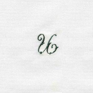 Little Script Alphabet