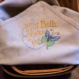 Hot Rolls & Maid Service