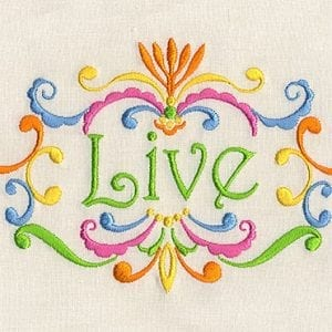 Words and Ornament Designs