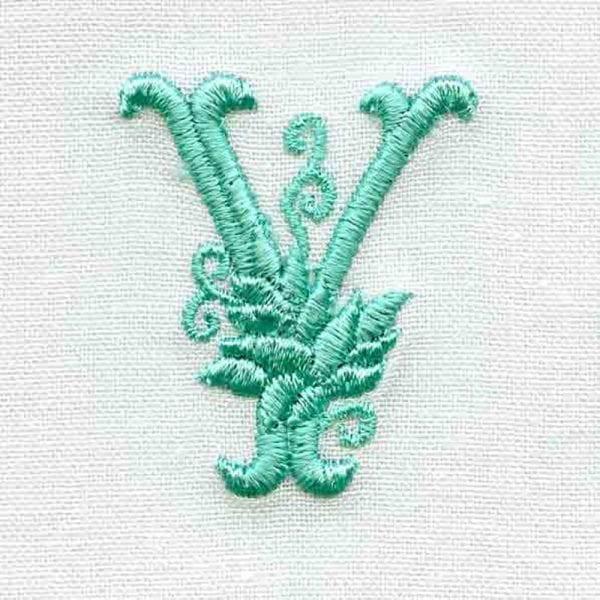 Vintage Vineyard Alphabet