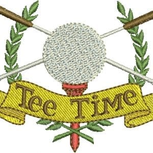 On-The-Line Fishing and Tee Time Golfing