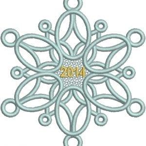 Applique Ornaments & FSL Snowflakes
