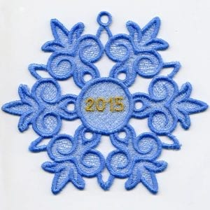 Cutwork Designs and FSL Snowflakes
