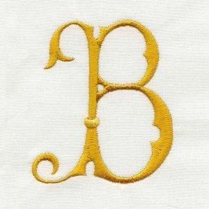 Scroll Alphabet
