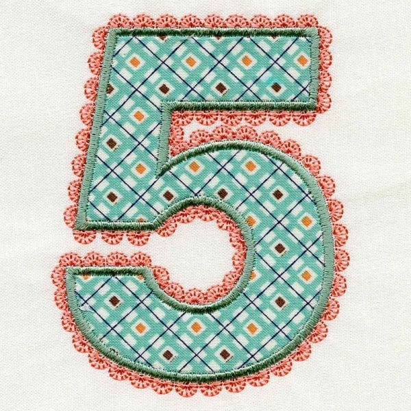 Chubby Numbers 4x4