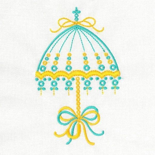Pretty Parisian Parasol