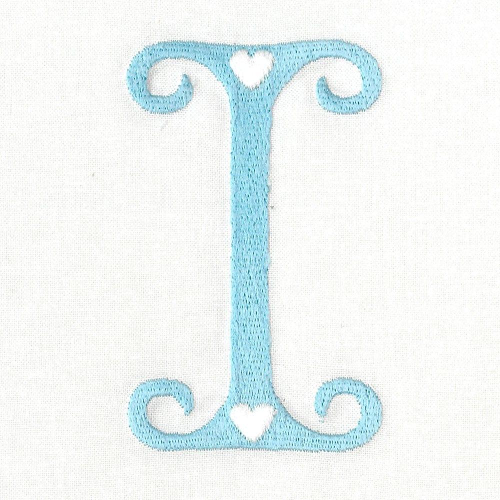 Sweetheart Alphabet