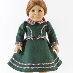 Doll Club 2019 - Christmas Swirl
