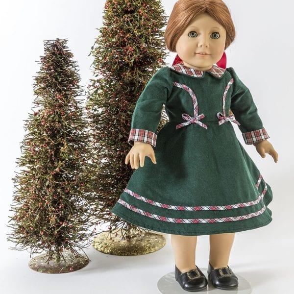 Doll Club 2019 - Christmas Swirl
