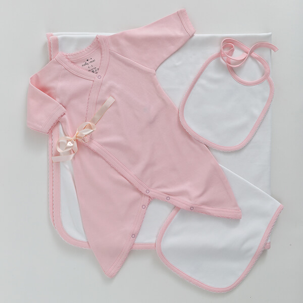 Layette Bundle II Pink