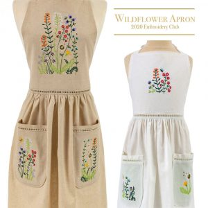 Wildflowers Collection and Apron Project