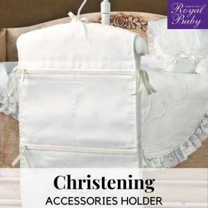 Christening Accessories Holder - Digital Pattern