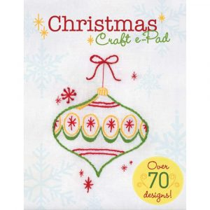 Christmas Craft e-Pad - Digital Pattern