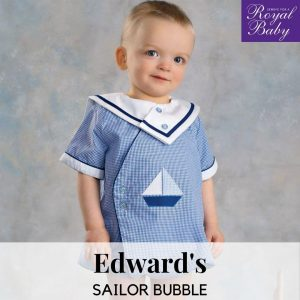 Edward's Sailor Bubble - Digital Pattern