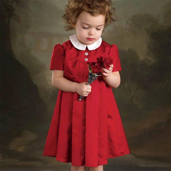 Elizabeth's Red Dress - Digital Pattern