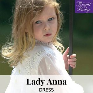 Lady Anna - Digital Pattern