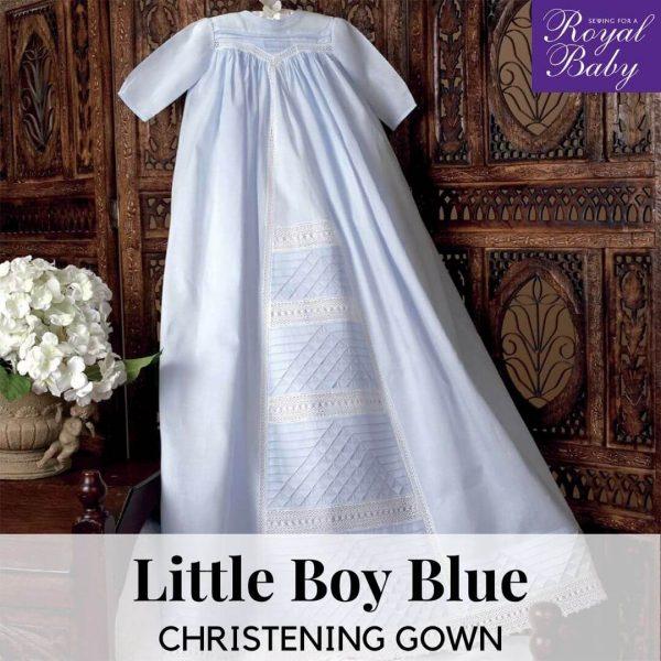 Little Boy Blue - Digital Pattern