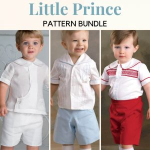 Little Prince Bundle - Digital Pattern