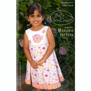 Marjorie Girls Dress - Digital Pattern
