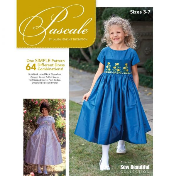 Pascale (Sizes 3-7) - Digital Pattern