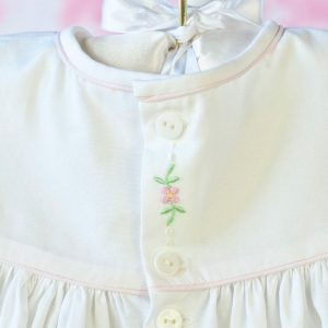 Pink Posy Daygown - Digital Pattern