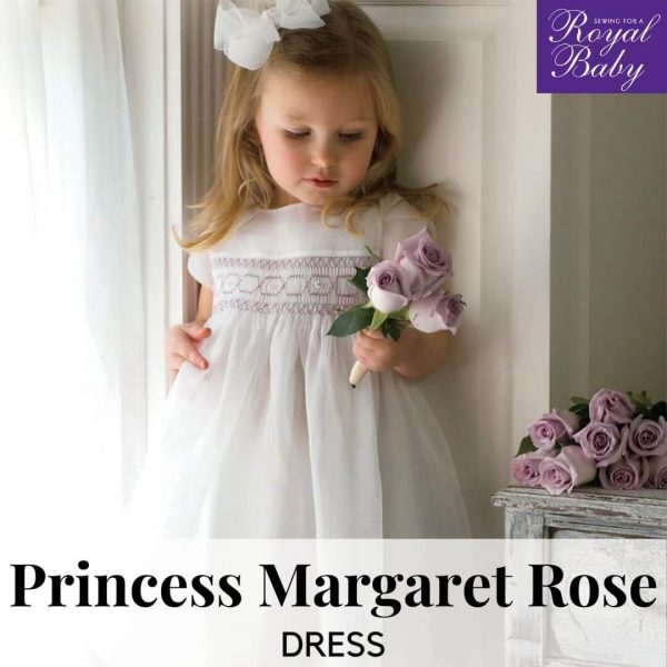 Princess Margaret Rose - Digital Pattern