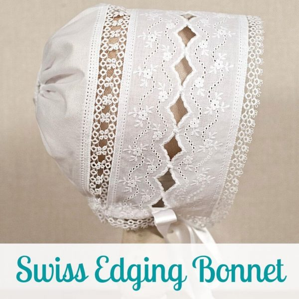 Swiss Bonnet - Digital Pattern