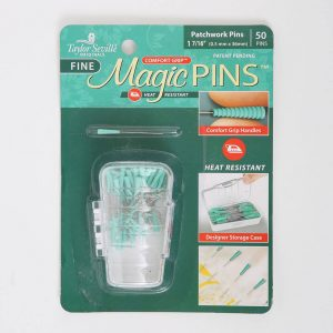 """Magic Pins Patchwork Pins 1-7/16"""" 50 count by Taylor Seville"""