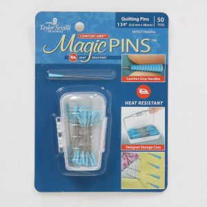 "Magic Pins Quilting Pins 1-3/4"" 50 count by Taylor Seville"