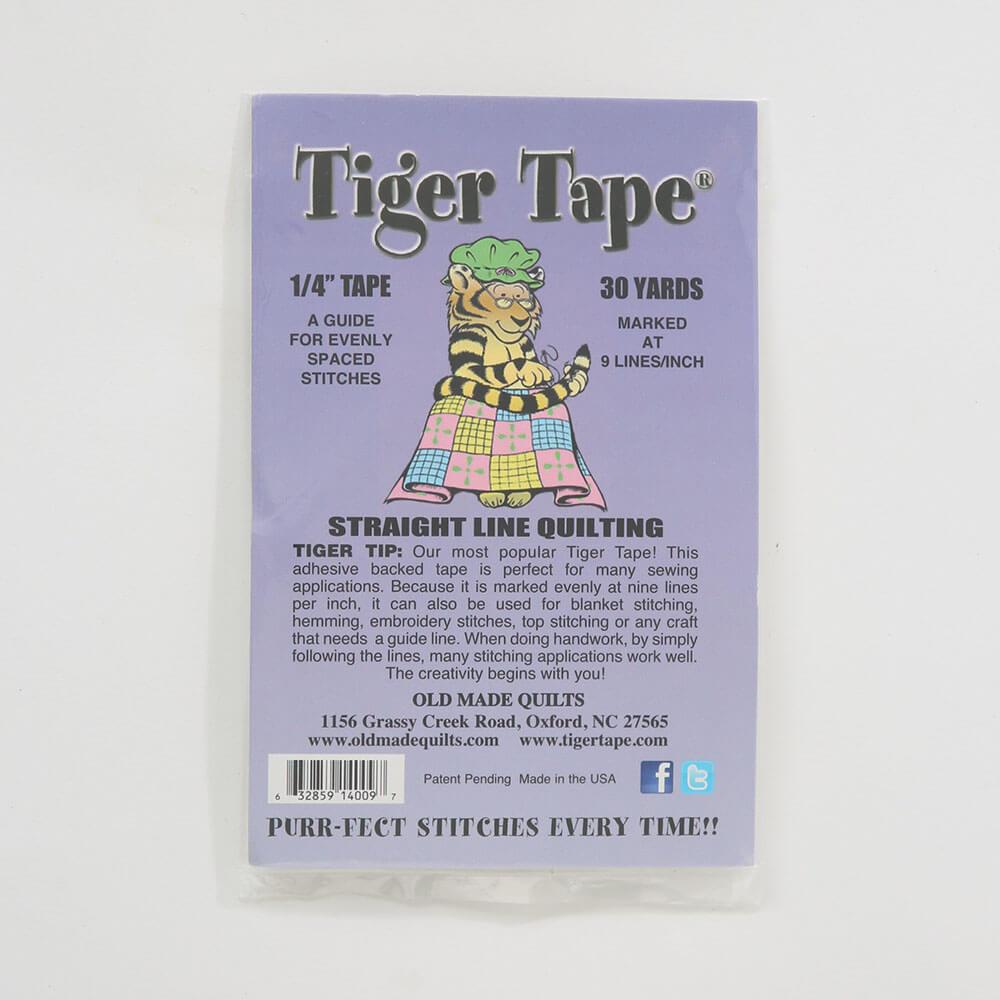 "Tiger Tape 1/4"" Tape 30 yards"