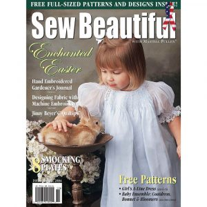 Sew Beautiful January/February 2004: Digital Issue #92