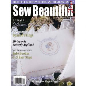 Sew Beautiful March/April 2004: Digital Issue #93