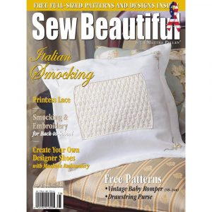 Sew Beautiful July/August 2004: Digital Issue #95