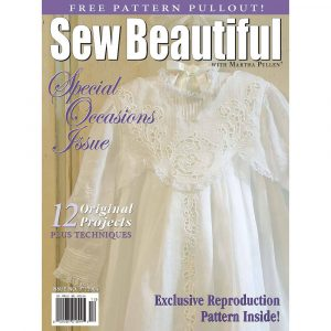 Sew Beautiful November/December 2004: Digital Issue #97