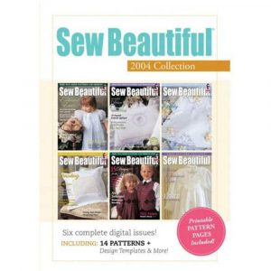 2004 Sew Beautiful Digital Collection