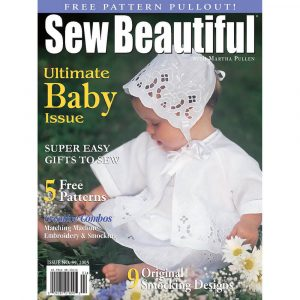Sew Beautiful March/April 2005: Digital Issue #99