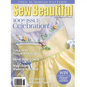 Sew Beautiful May/June 2005: Digital Issue #100