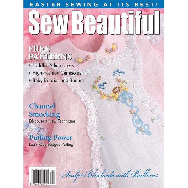Sew Beautiful March/April 2006: Digital Issue #105
