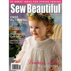 Sew Beautiful May/June 2006: Digital Issue #106