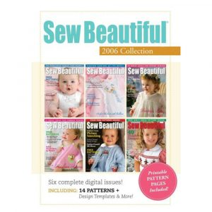 2006 Sew Beautiful Digital Collection