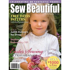 Sew Beautiful March/April 2007: Digital Issue #111