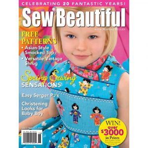 Sew Beautiful May/June 2007: Digital Issue #112