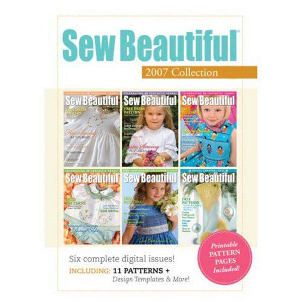 2007 Sew Beautiful Digital Collection