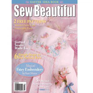 Sew Beautiful March/April 2008: Digital Issue #117